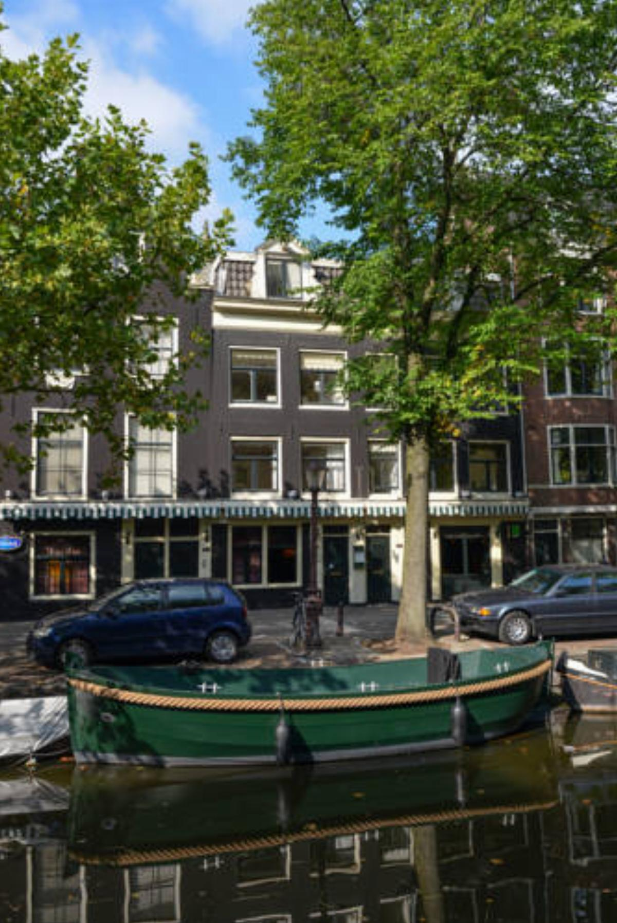 Green Apple Holiday - Lijnbaansgracht Hotel Amsterdam Netherlands