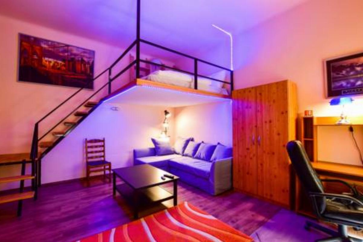 Gripping Lights, Cozy home for 4 Hotel Budapest Hungary