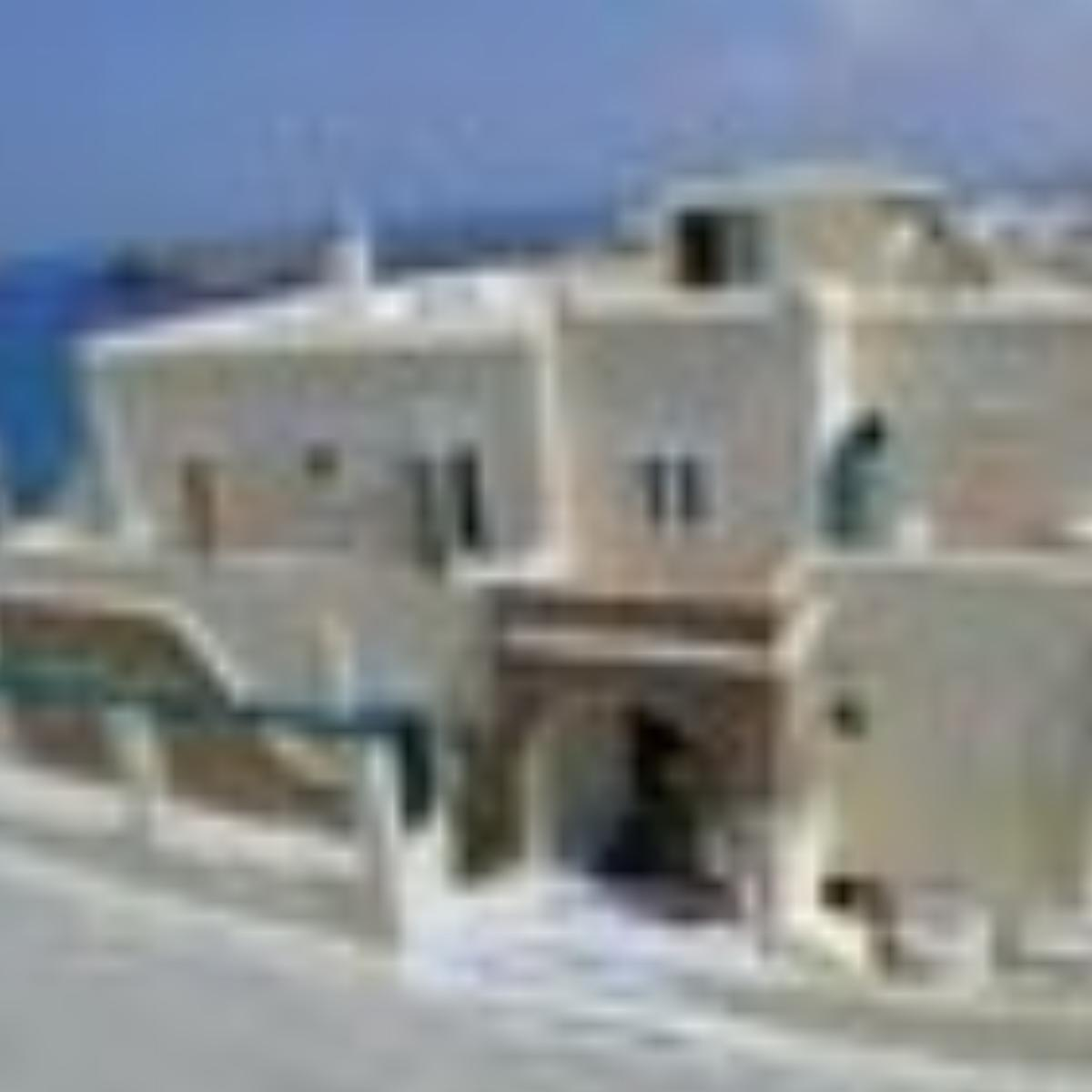Grotta Hotel Naxos Greece