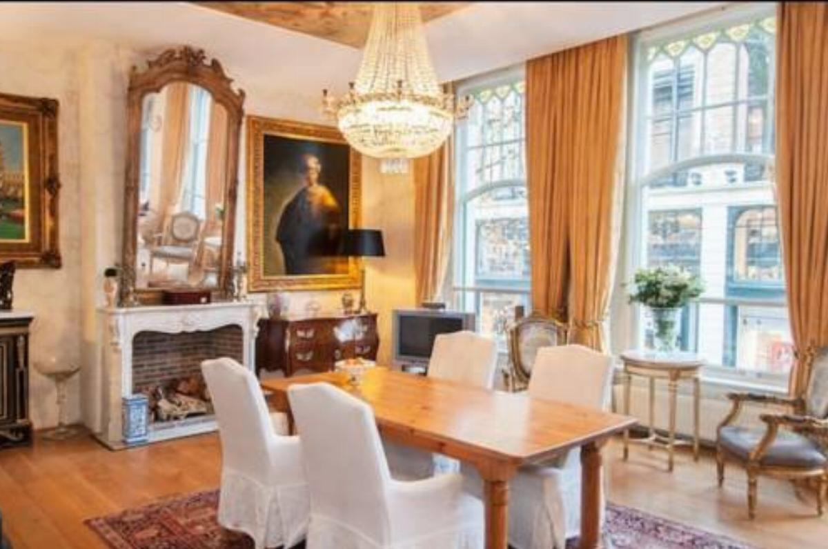 High end apartment in City Center Hotel Amsterdam Netherlands