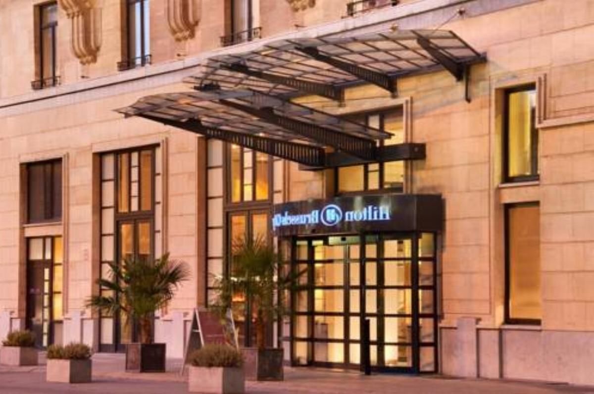 Hilton Brussels City Hotel Brussels Belgium