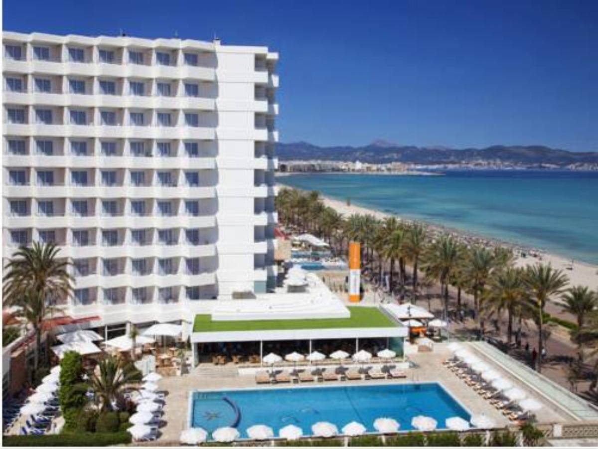 Hm Gran Fiesta Hotel Playa De Palma Spain Overview
