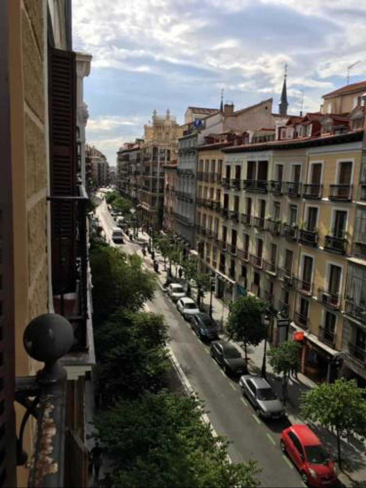 Hostal Patria Madrid Hotel Madrid Spain