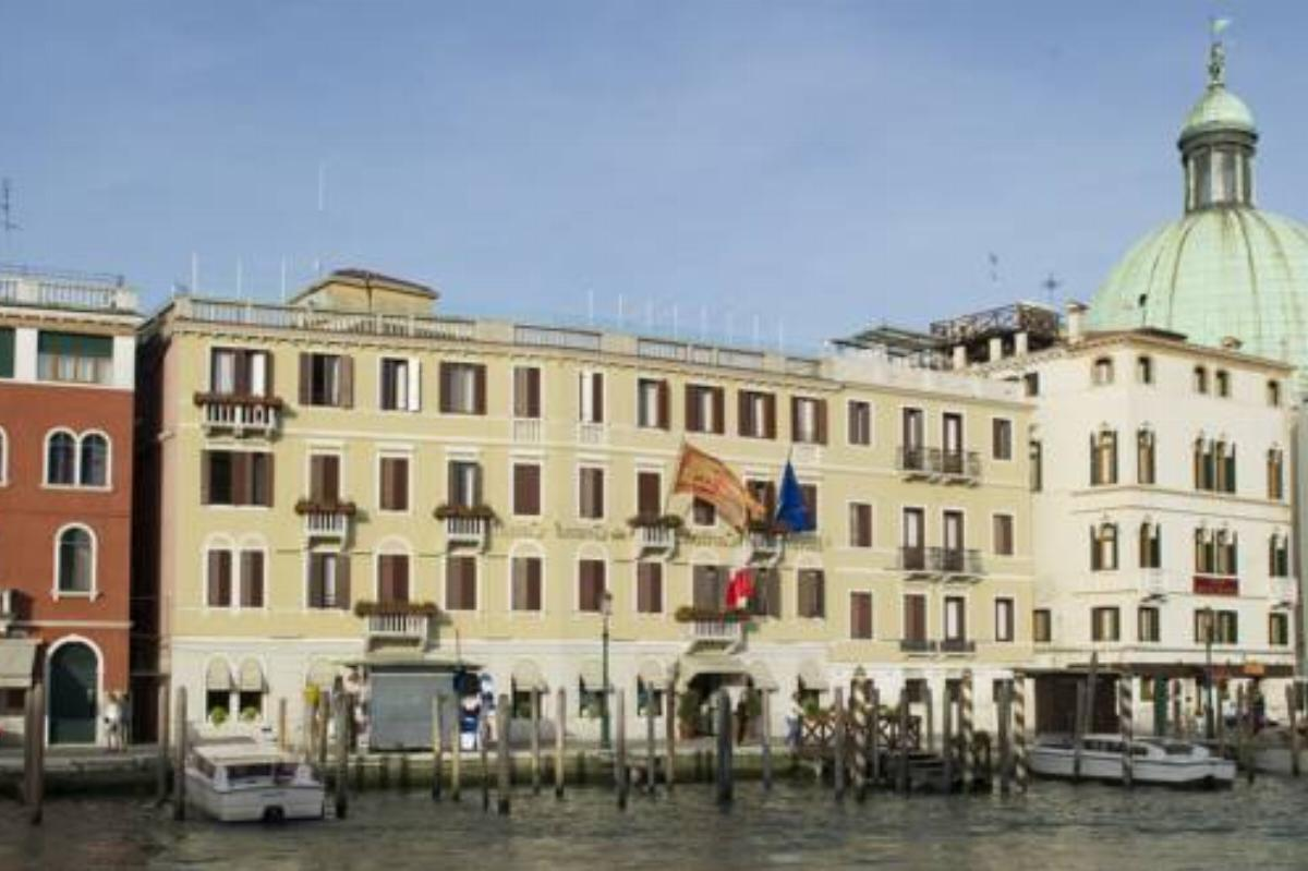 Hotel Carlton On The Grand Canal Hotel Venice Italy