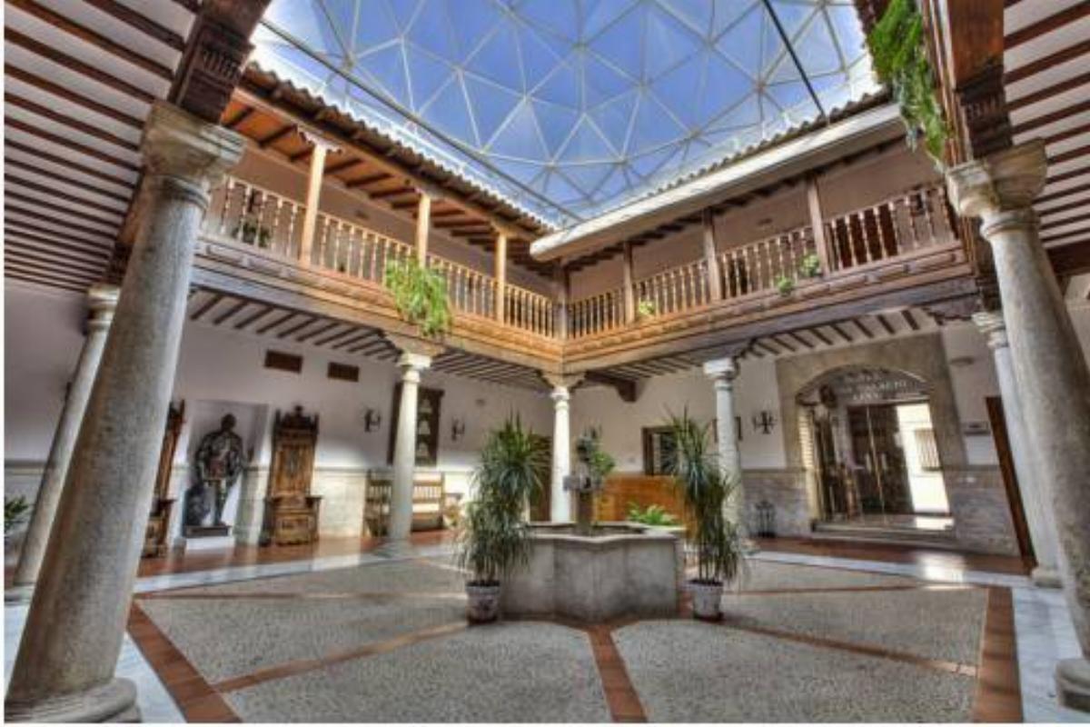 Hotel Casa Palacio Hotel Santa Cruz De Mudela Spain Overview