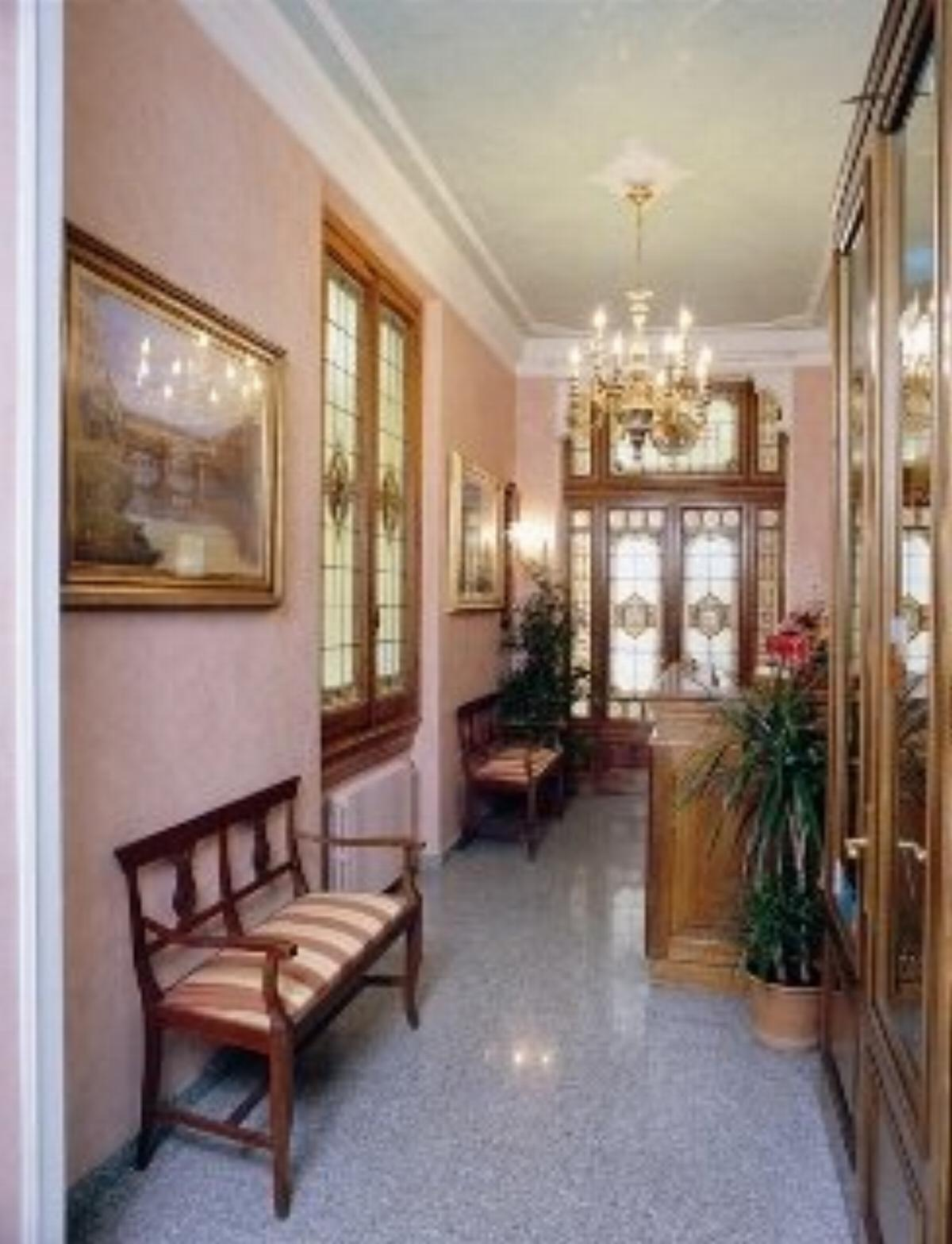 Hotel Desiree Hotel, Florence, Italy - overview