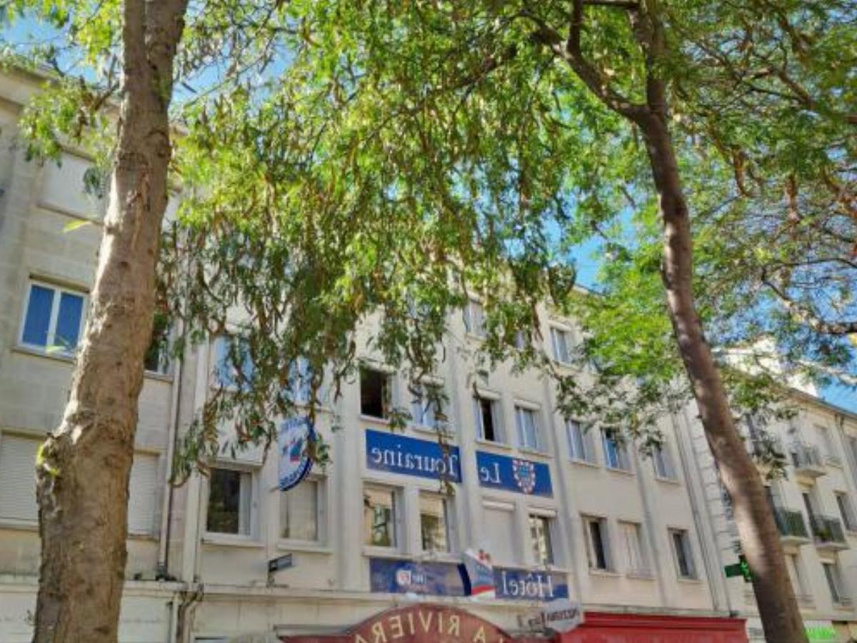 Hotel Le Touraine Hotel Saint Nazaire France