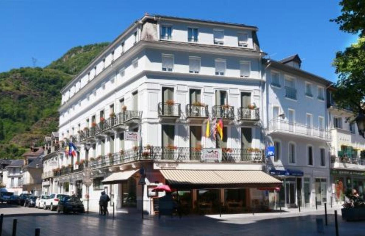 Hôtel Panoramic Hotel Luchon France