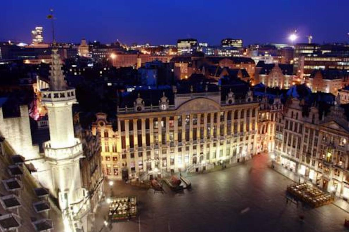 Hotel Queen Mary Hotel Brussels Belgium