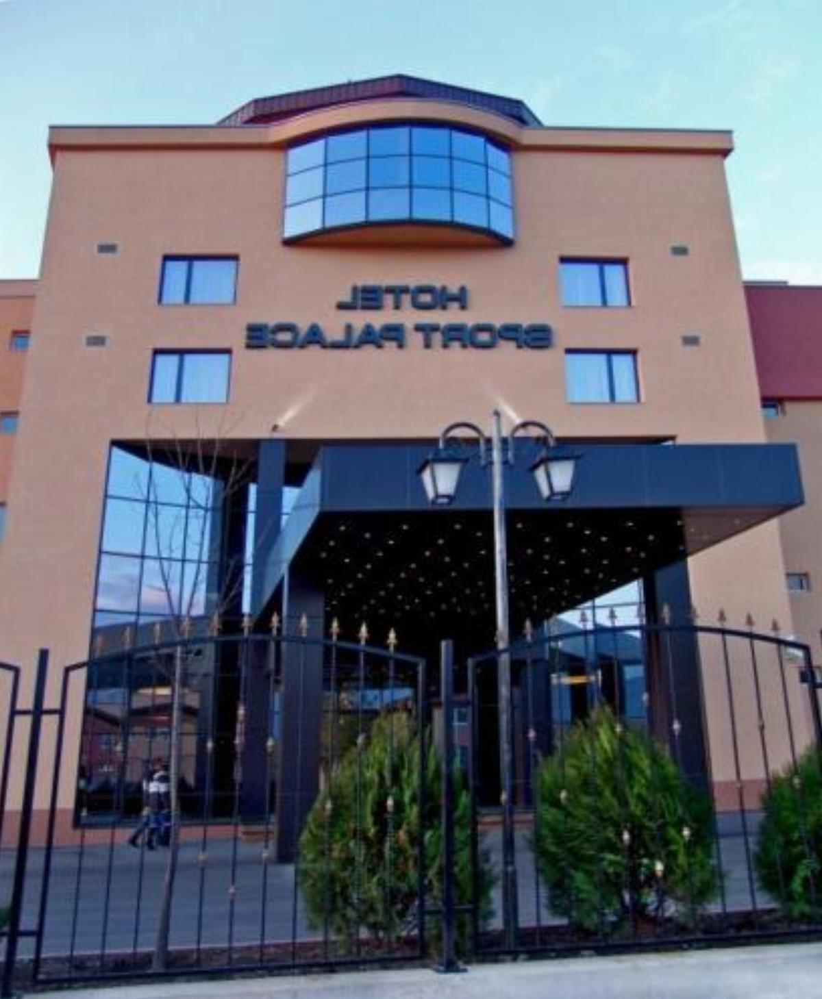 Hotel Sport Palace Hotel Sliven Bulgaria