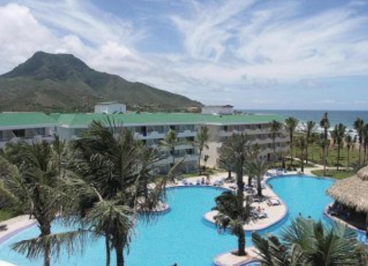 Isla Caribe Beach Resort Hotel Isla Margarita Venezuela Overview