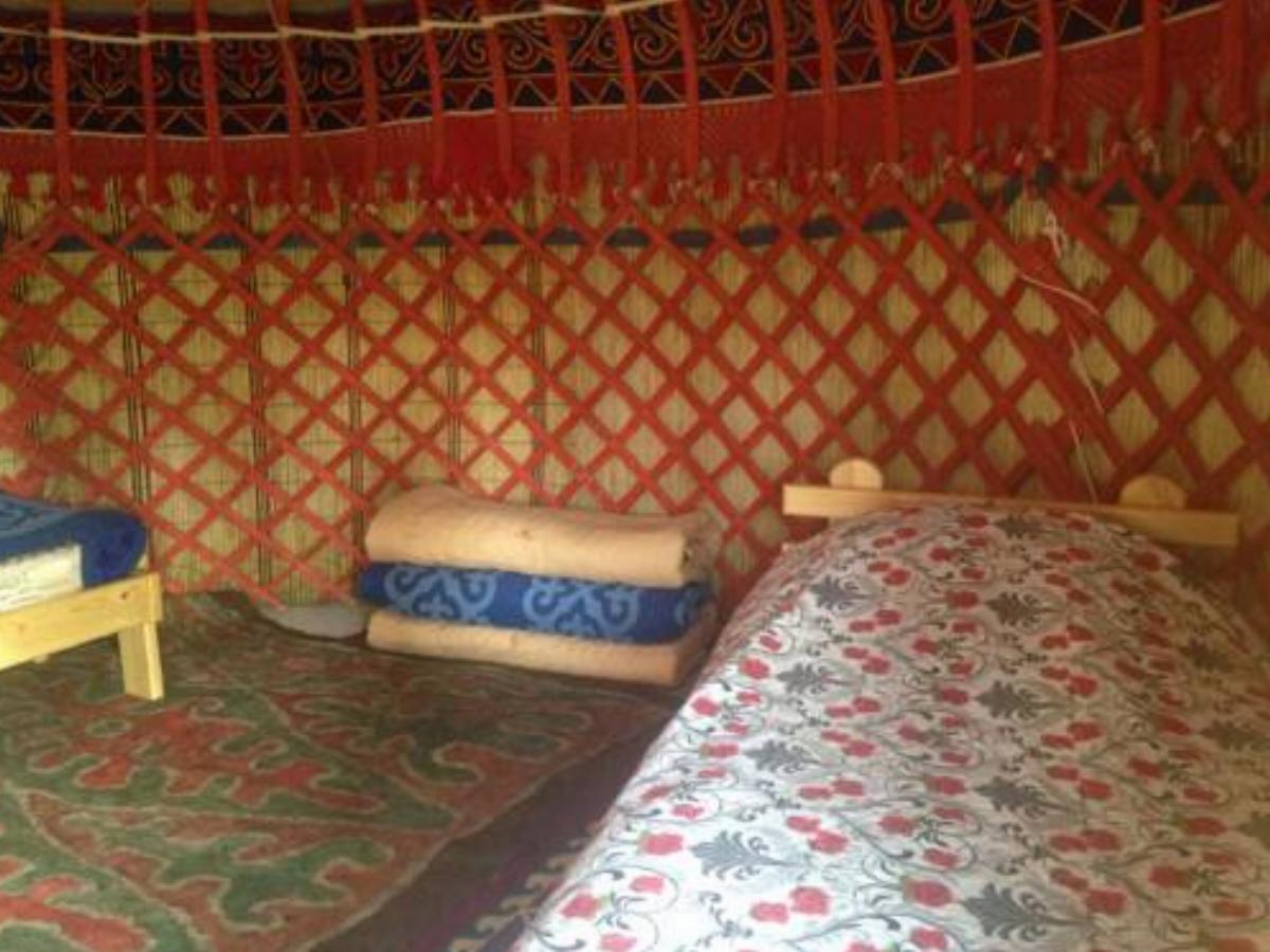 Karakol Yurt Lodge Hotel Karakol Kyrgyzstan Overview
