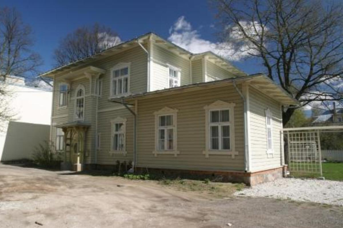 Kastani Home Accommodation Hotel Tartu Estonia