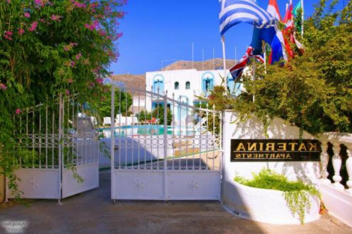 Katerina Apartments Hotel Kalymnos Greece