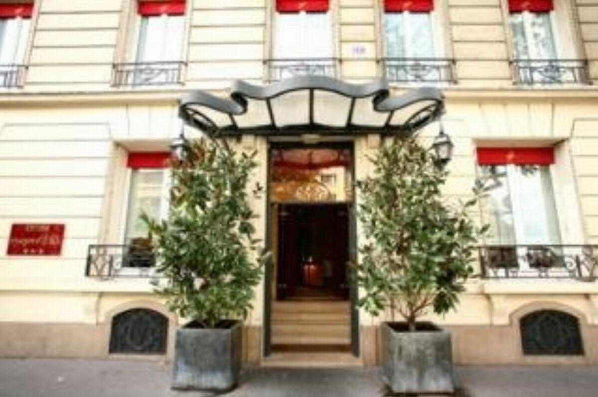 La Demeure Hotel Paris France