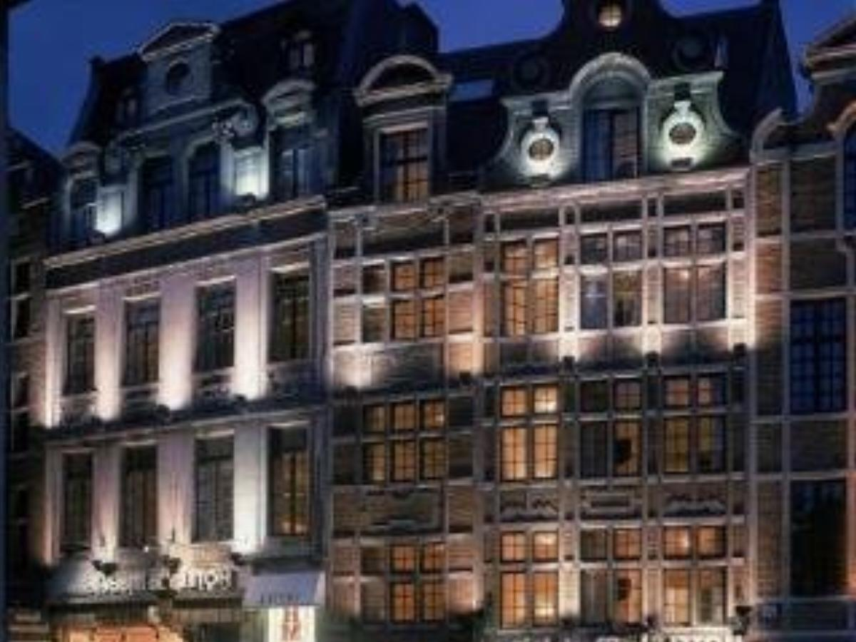 La Madeleine Grand Place Brussels Hotel Brussels Belgium
