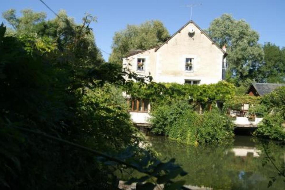 Le Moulin St Jean Hotel Loches France