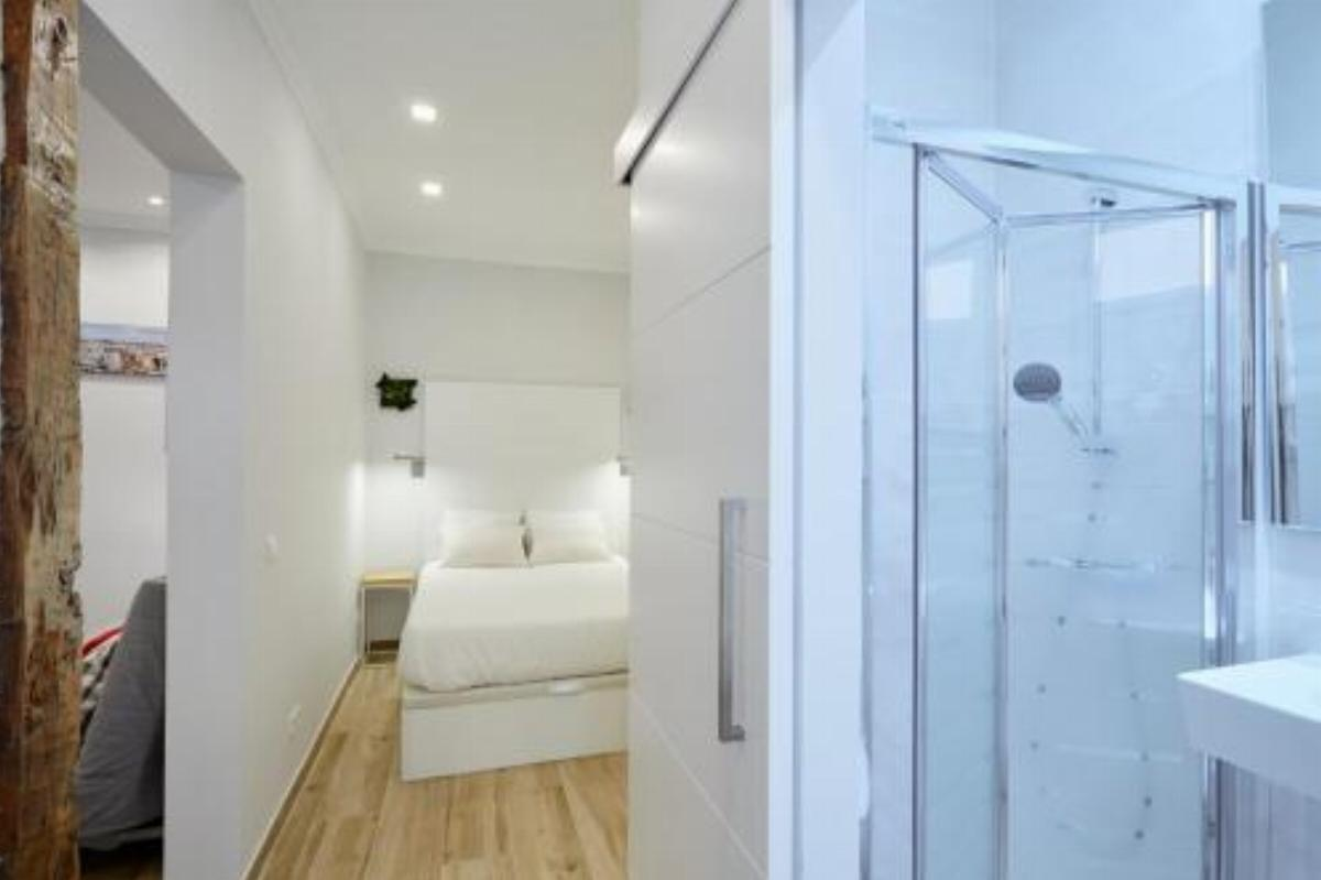 Leeways loft in Valencia St Hotel Madrid Spain