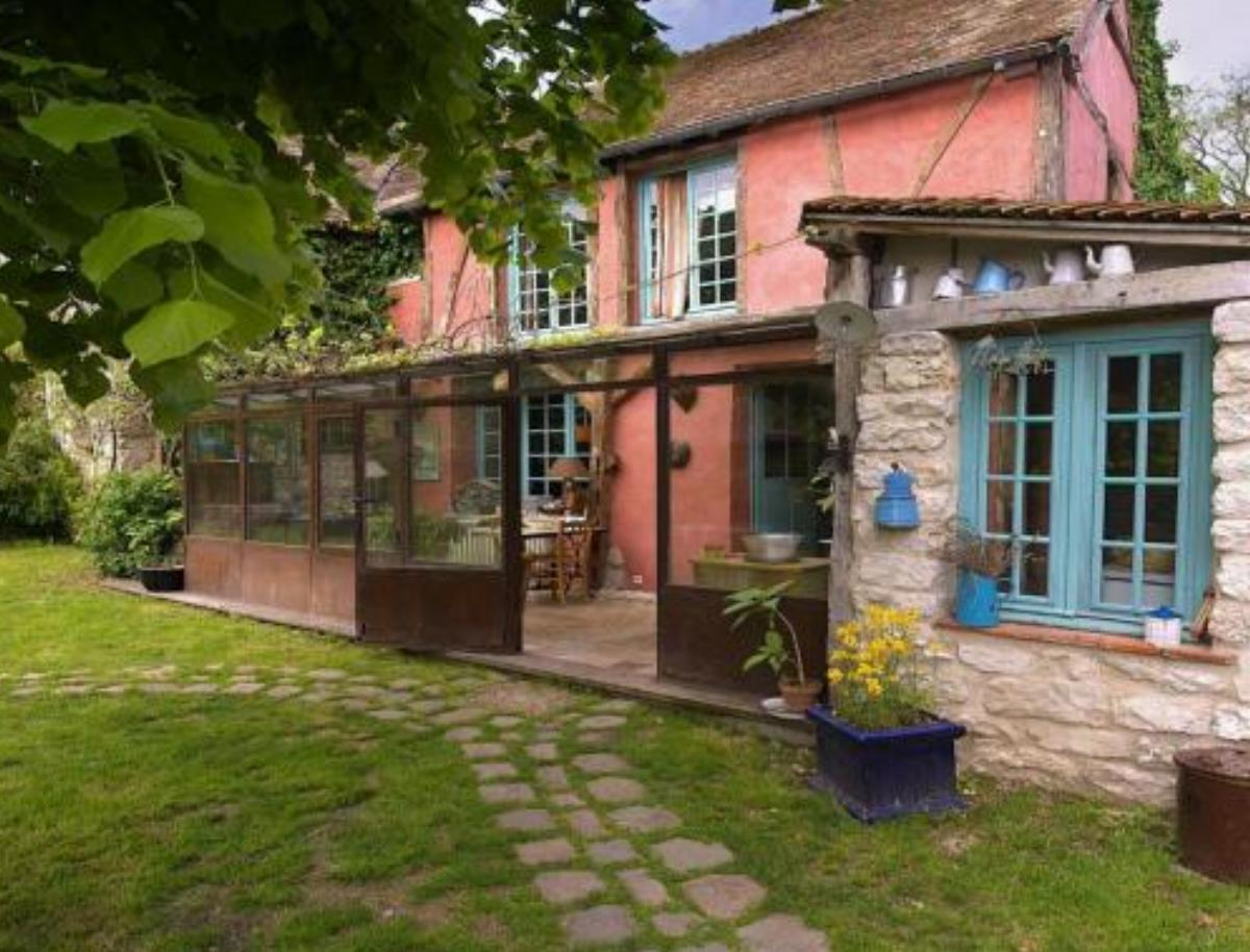Les Rouges Gorges Hotel Giverny France