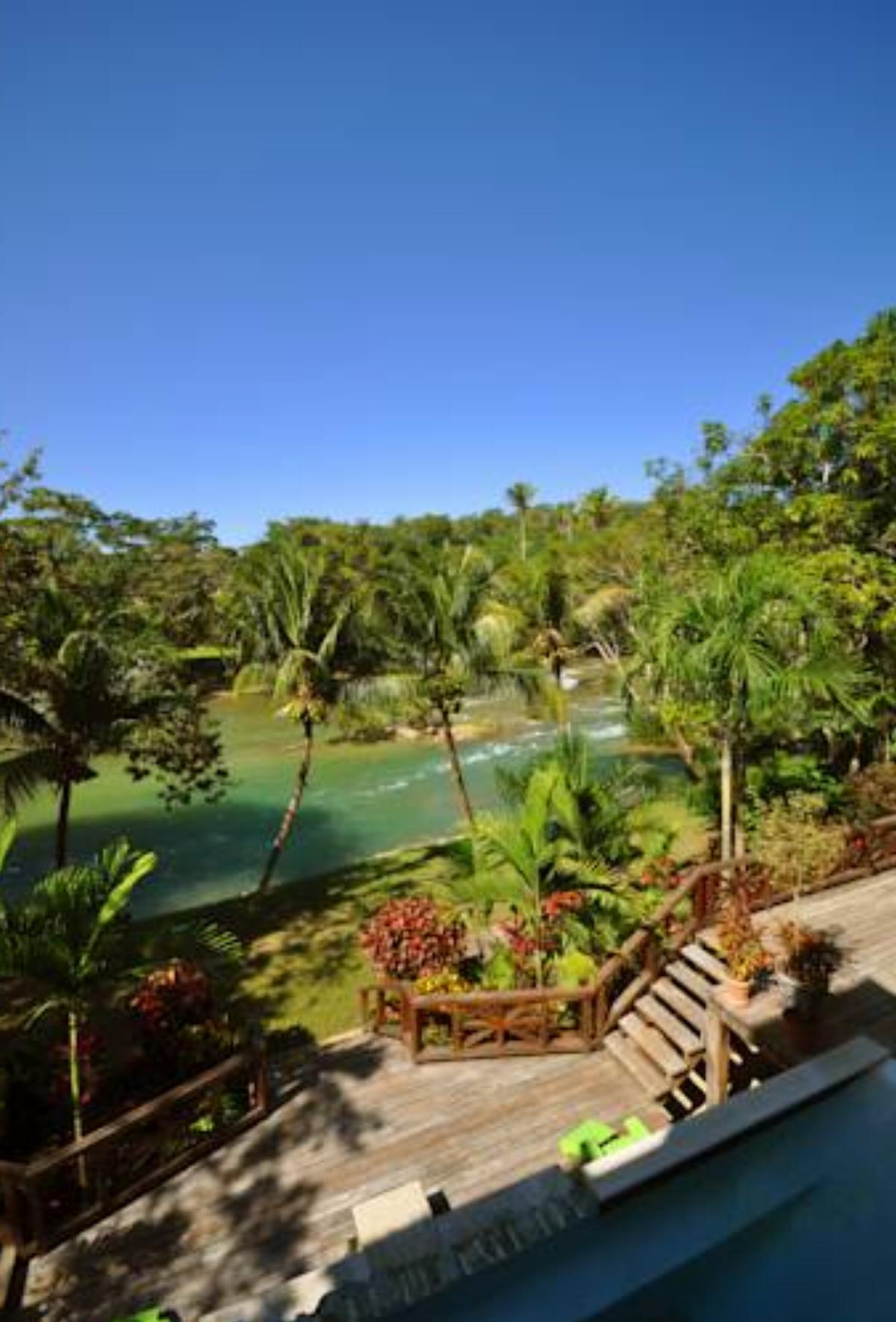 Mahogany Hall Luxury Boutique Resort Hotel San Ignacio Belize