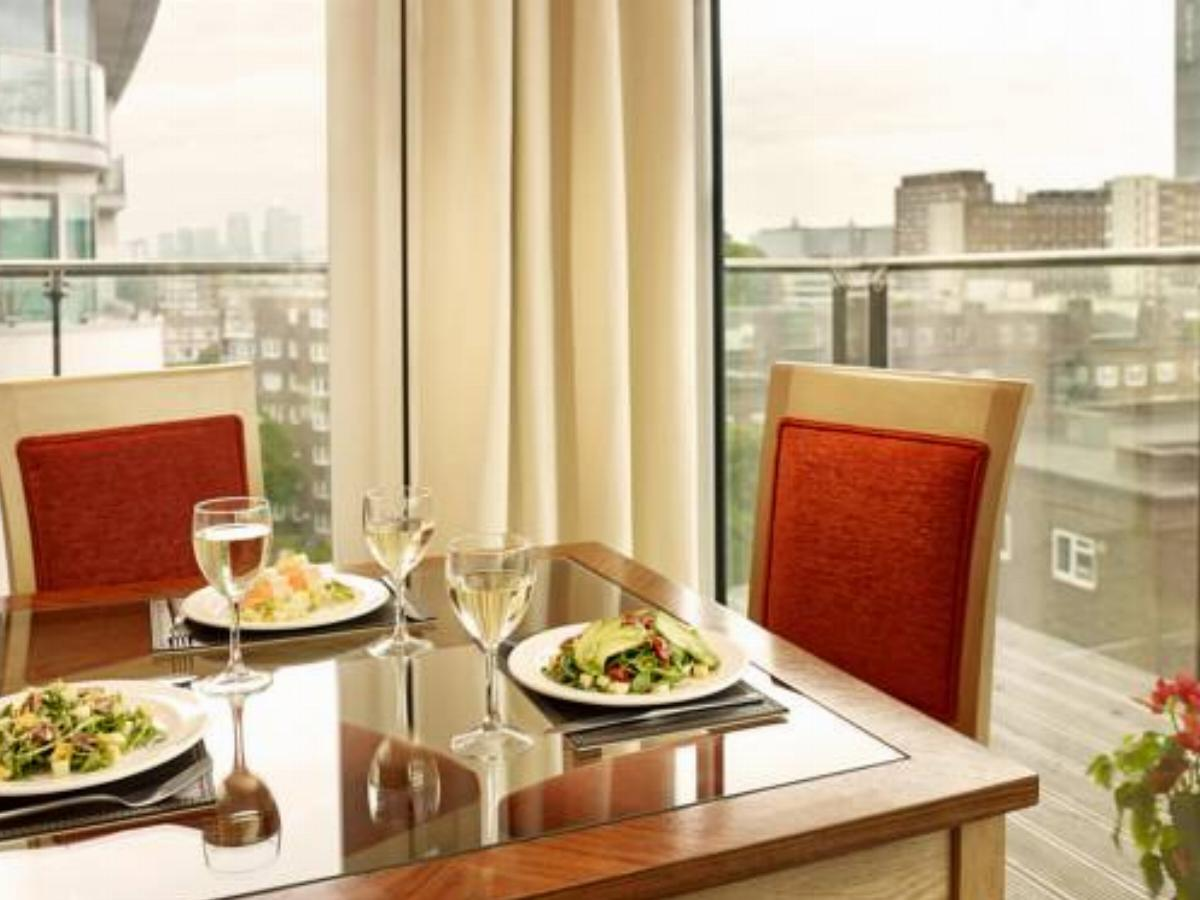 Marlin Apartments Empire Square Hotel, London - overview