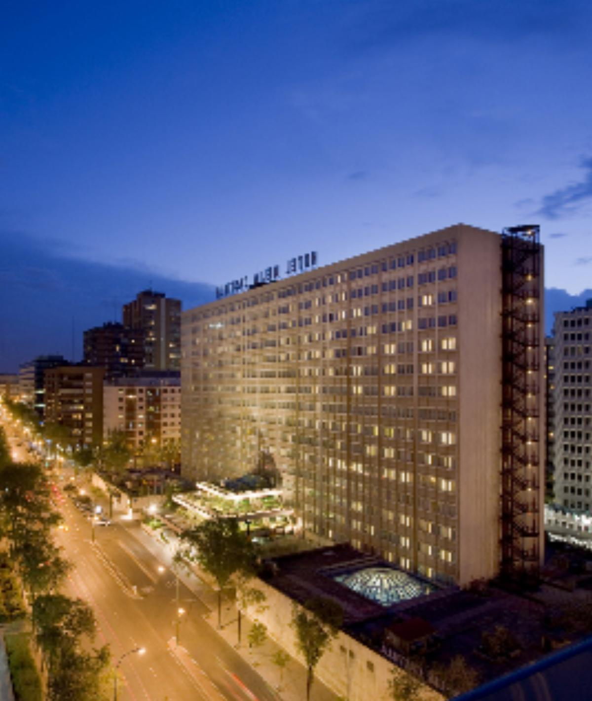 Melia Castilla Hotel Madrid Spain