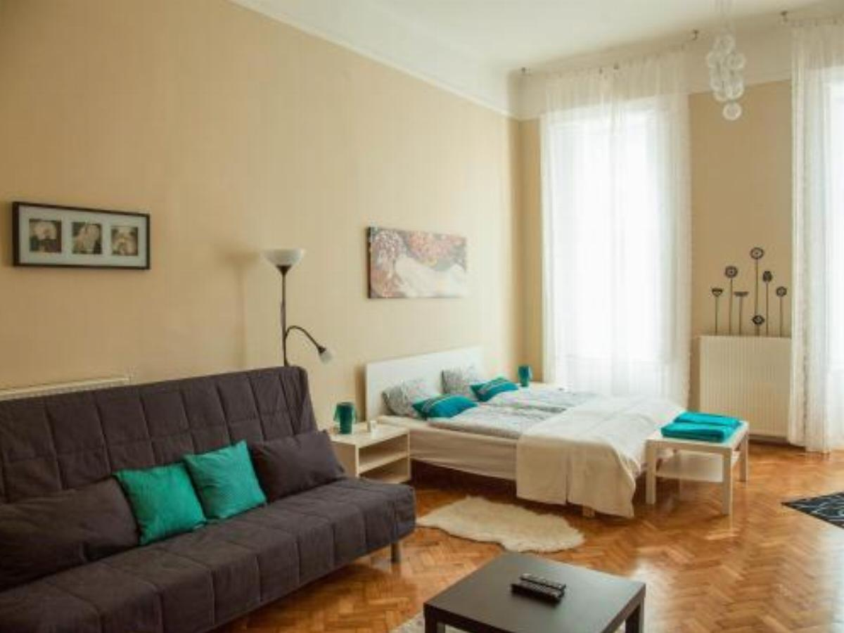 Mentha Apartments Hotel Budapest Hungary