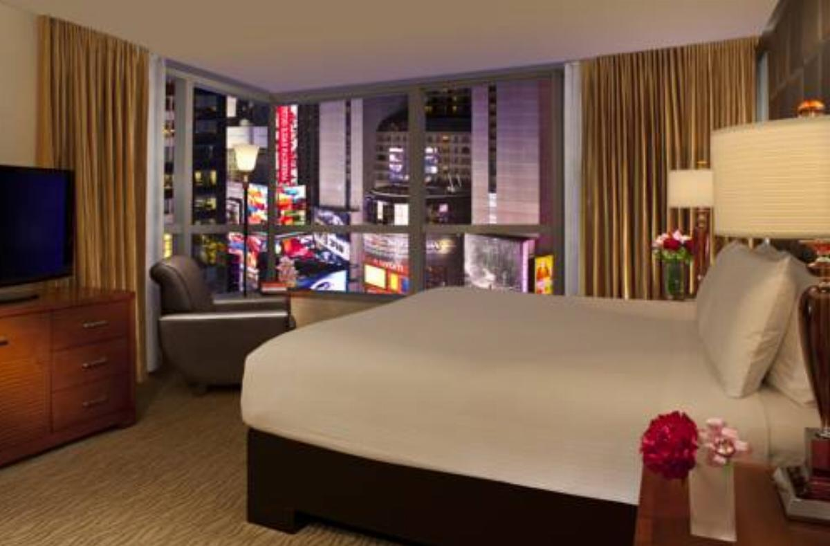 Millennium Broadway Times Square Hotel New York Usa Overview