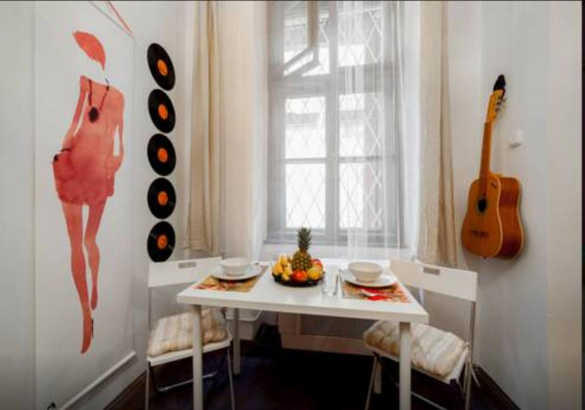 Music Apartment in the Center Hotel Budapest Hungary