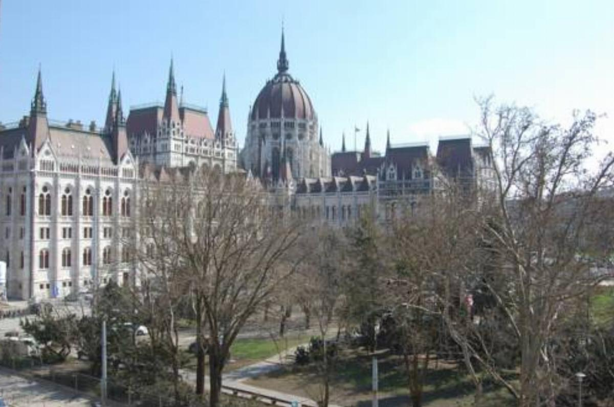 New Central Parliament Apartment Hotel Budapest Hungary