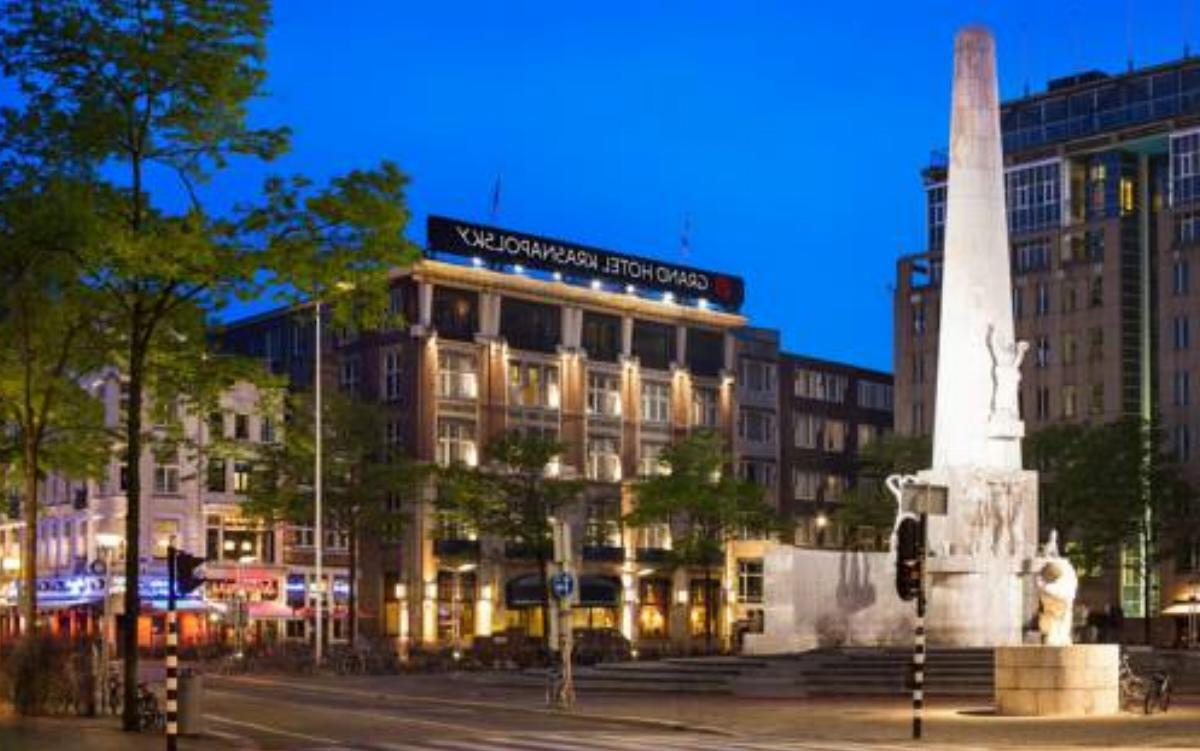 NH Collection Amsterdam Grand Hotel Krasnapolsky Hotel Amsterdam Netherlands