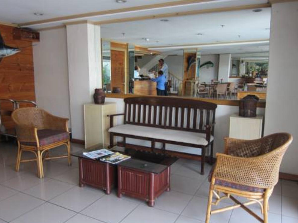 Nichols Airport Hotel Hotel, Manila, Philippines   overview