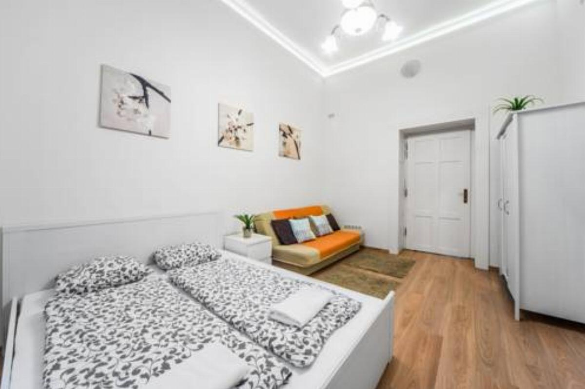 OKTOGON 3BEDROOM ENTIRE AIRCON APARTMENT Hotel Budapest Hungary