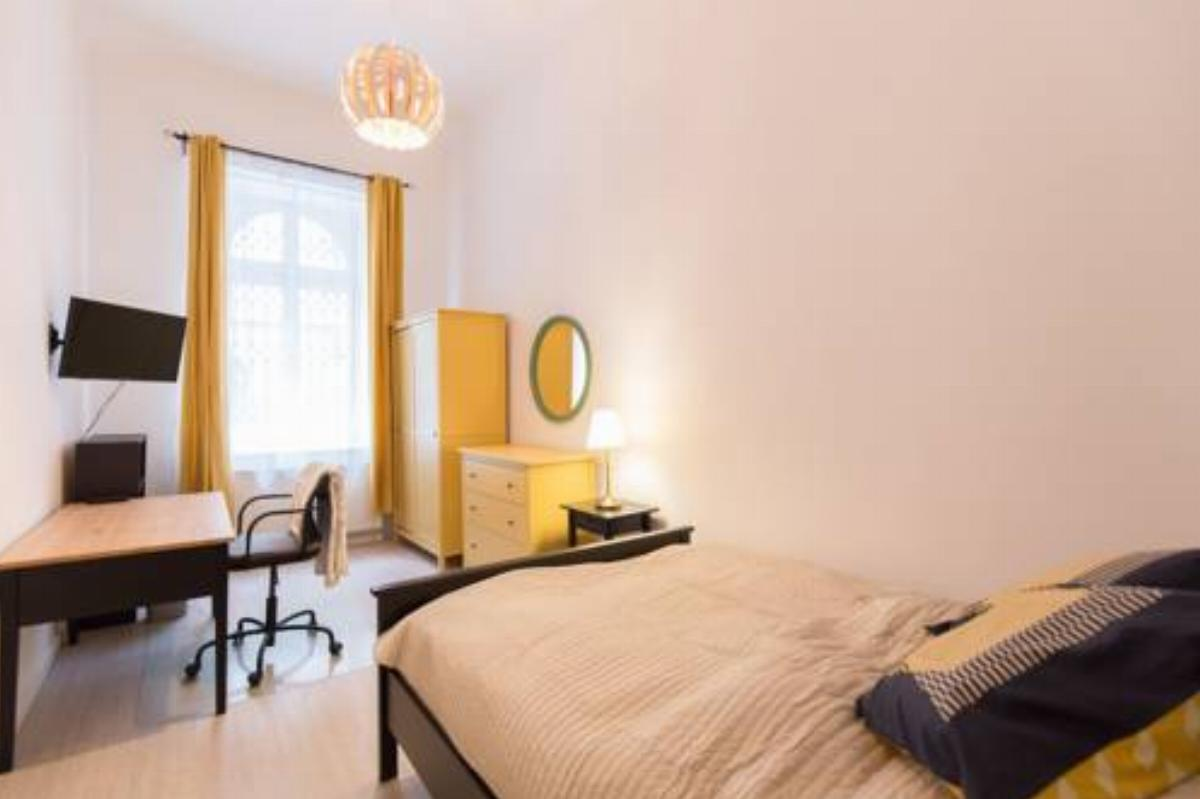 Oktogon Center Apartment Hotel Budapest Hungary