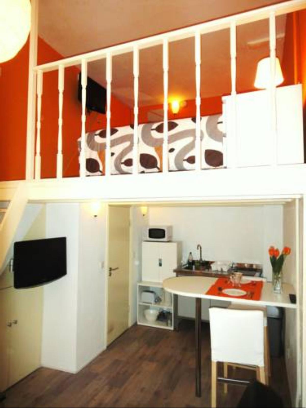 Orange Suite Studio Hotel Amsterdam Netherlands