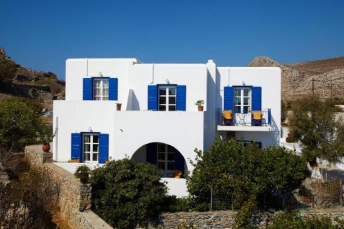 Panorama Hotel Amorgos Greece