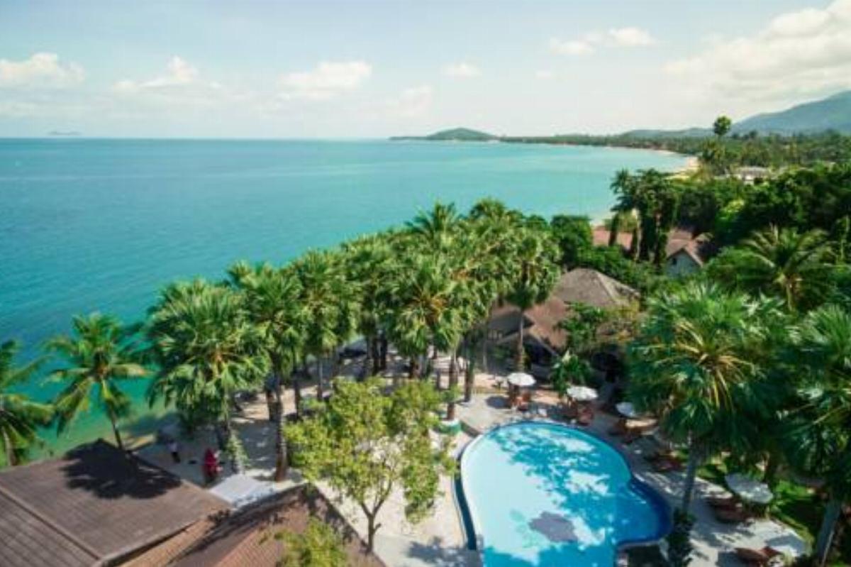 Paradise Beach Resort Samui Hotel, Mae Nam, Thailand - overview