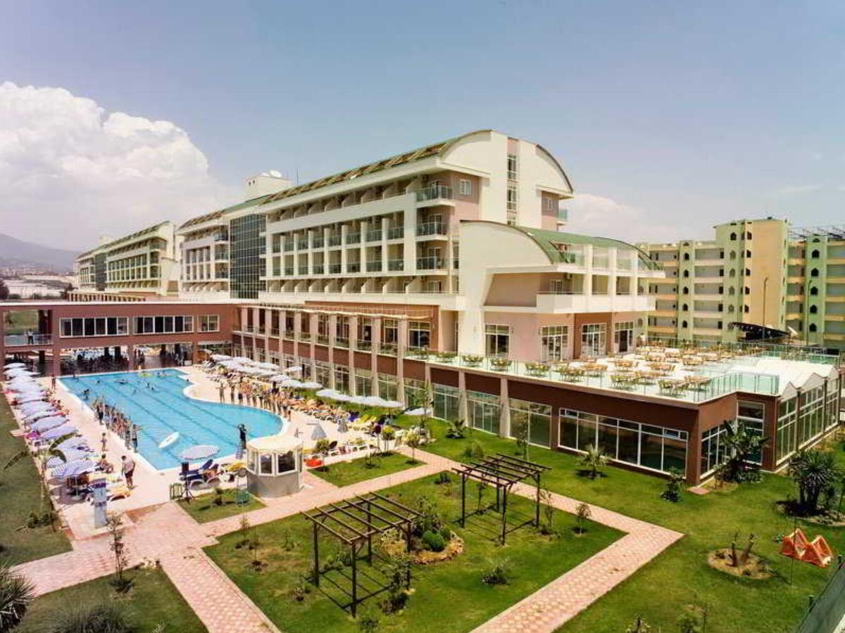 Primasol Telatiye Resort Hotel Hotel Alanya Turkey Overview