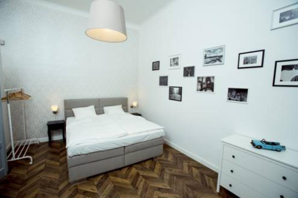 Quentin Apartment Hotel Budapest Hungary