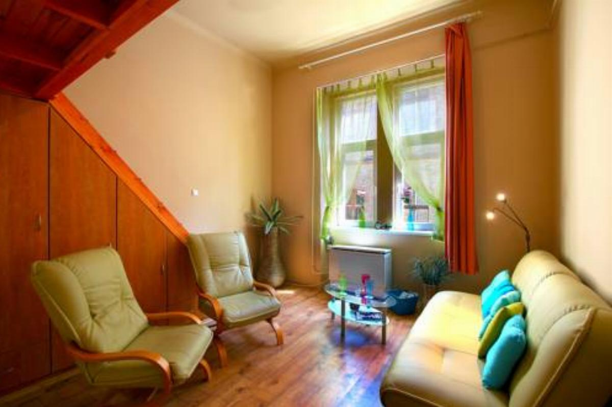 R7 Apartment Hotel Budapest Hungary