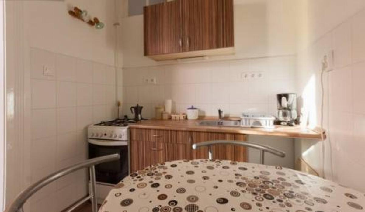 Raday Apartment Hotel Budapest Hungary