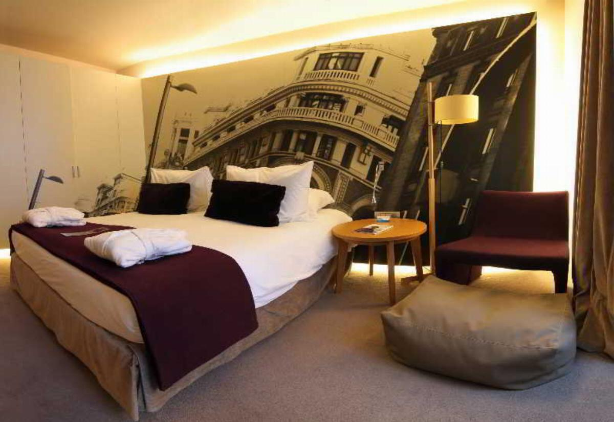 Radisson Blu Hotel, Madrid Prado Hotel Madrid Spain