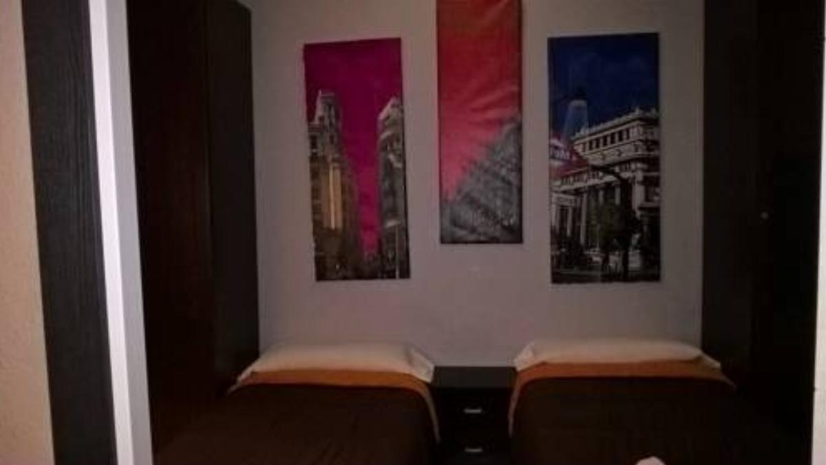 Reina Victoria★Apartaments& Suite Hotel Madrid Spain