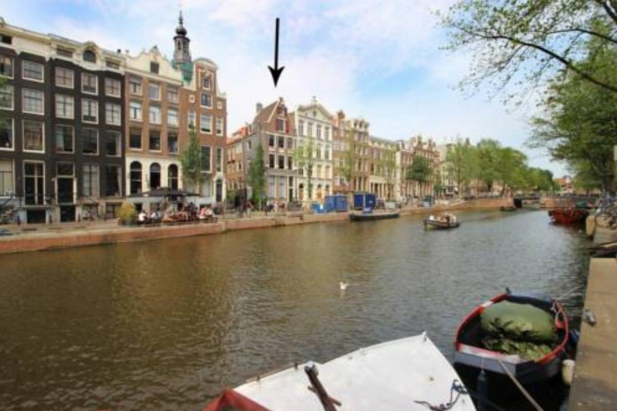Renovated studio in canal house Hotel Amsterdam Netherlands