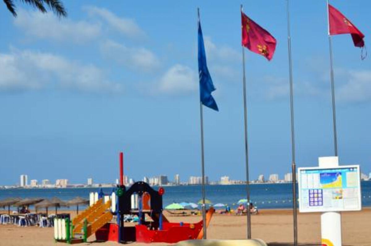 Ribera Beach 3 5107 Hotel Mar De Cristal Spain Overview