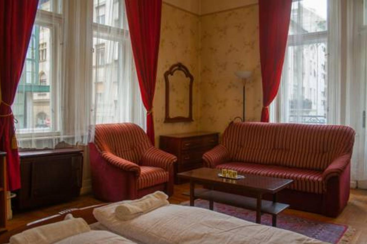 Royal Rooms Hotel Budapest Hungary