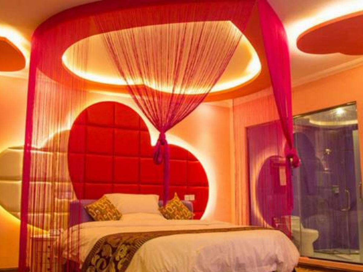 Shangke Art Themed Hotel Hotel Yangjiang China Overview