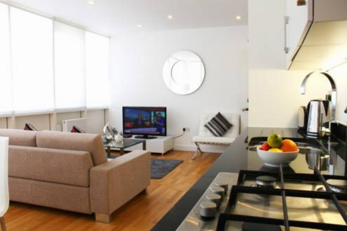Shoreditch Apartments Hotel, London, United Kingdom - overview