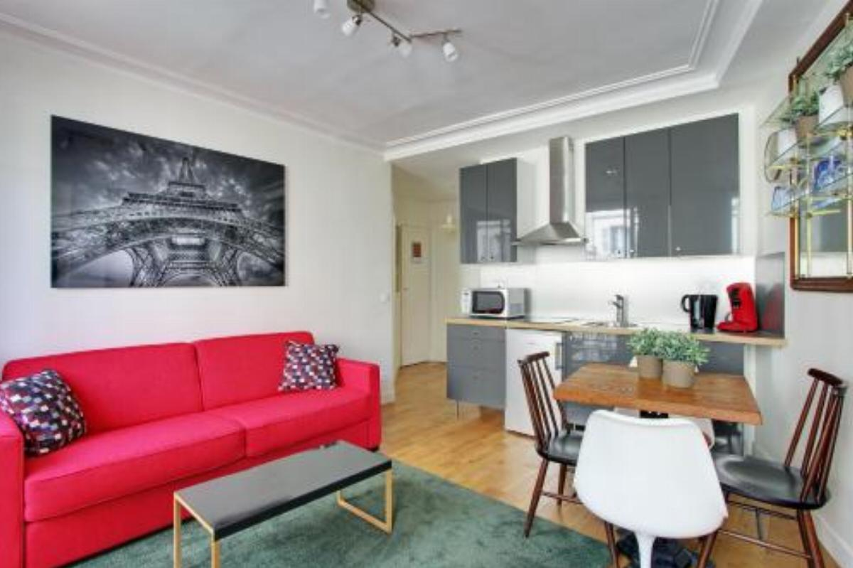 Short Stay Apartment Luxembourg Hotel Paris France