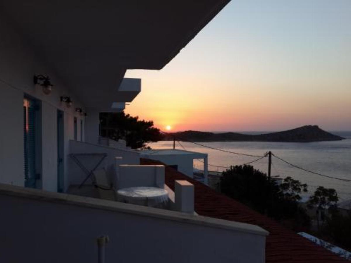 Sunset Hotel Kalymnos Greece